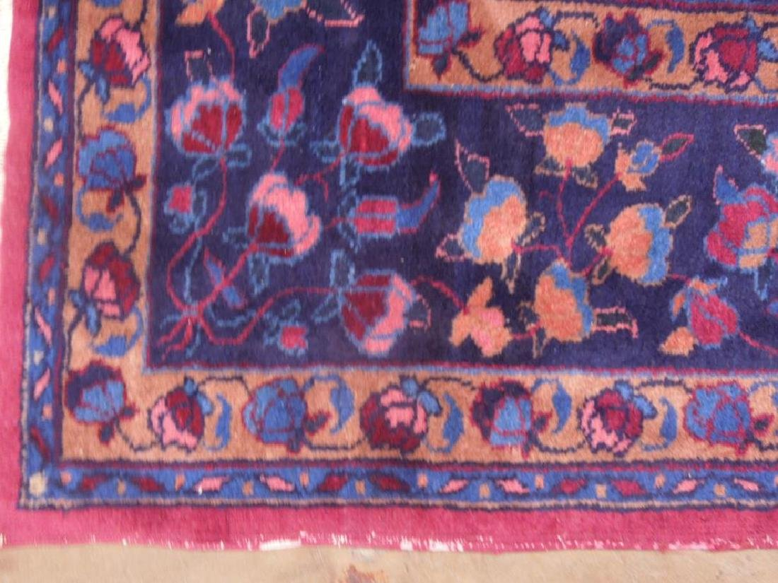 Antique Northwest Persian Rm Size Carpet - 8