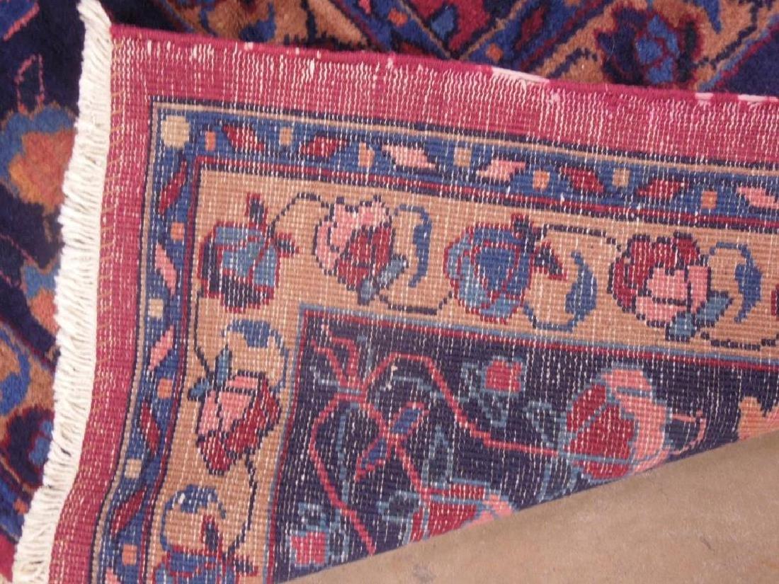 Antique Northwest Persian Rm Size Carpet - 9
