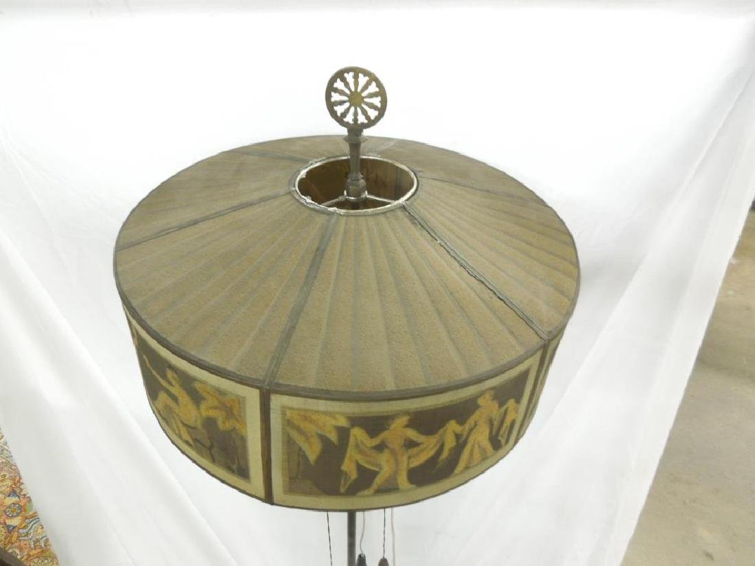 Art Deco Floor Lamp - 6