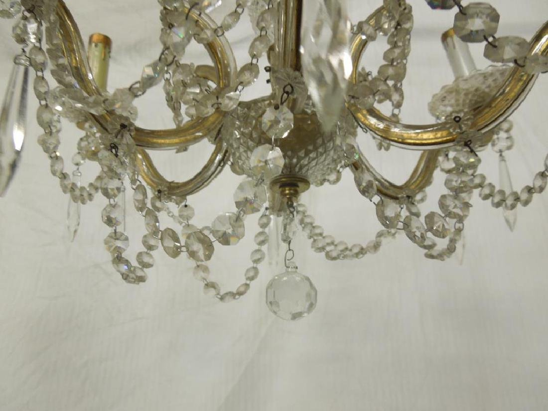 Crystal Chandelier - 7