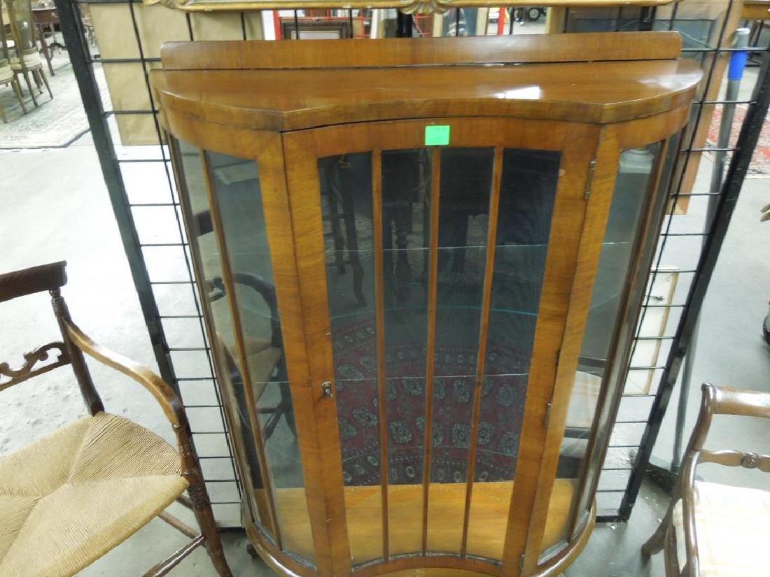 Art Deco Curio Cabinet - 2