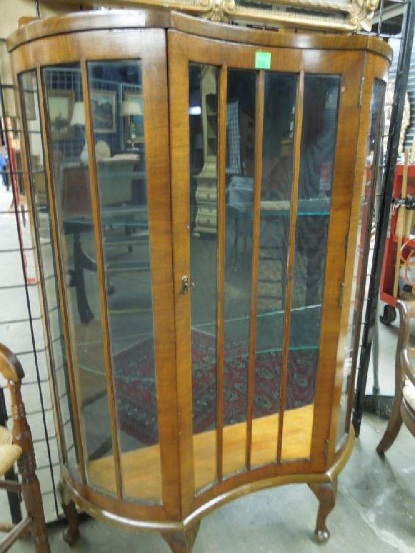 Art Deco Curio Cabinet - 3