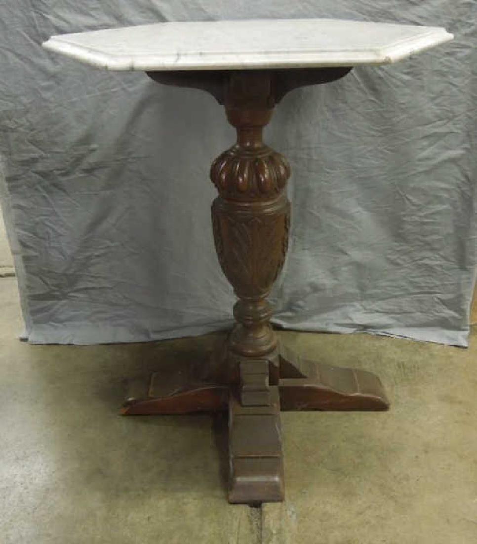 Jacobean Style Center Table
