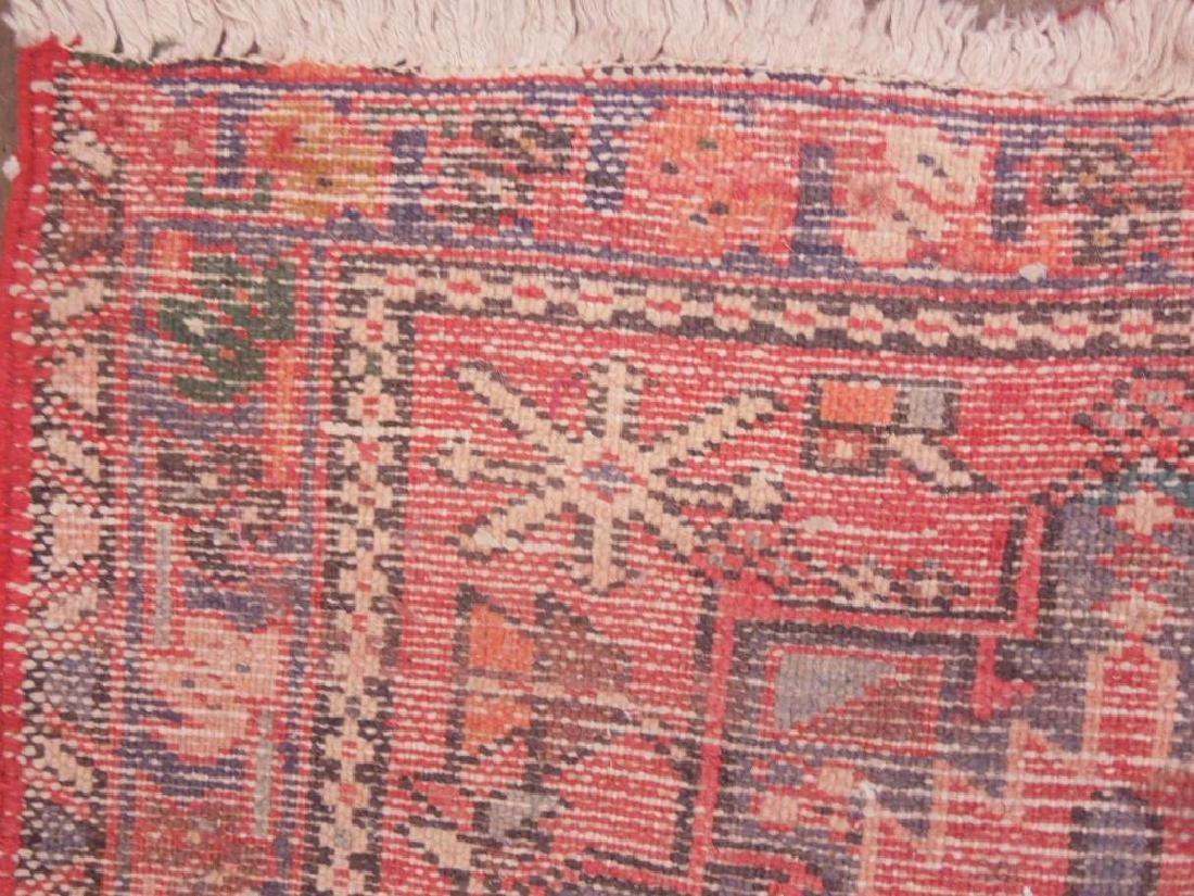 Antique Hamadan Runner - 5