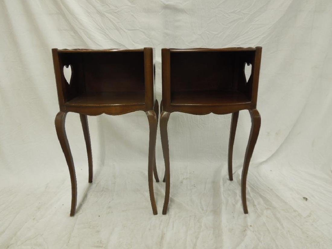 Pr French Provincial Night Stands