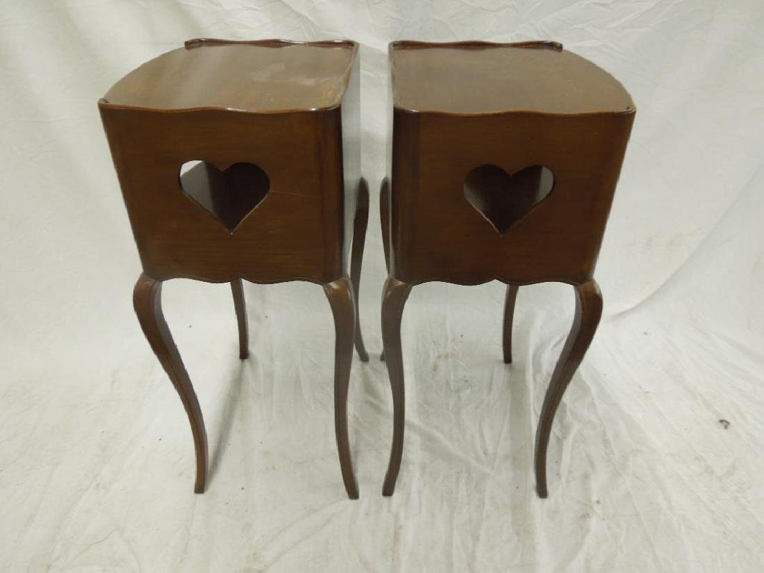 Pr French Provincial Night Stands - 3