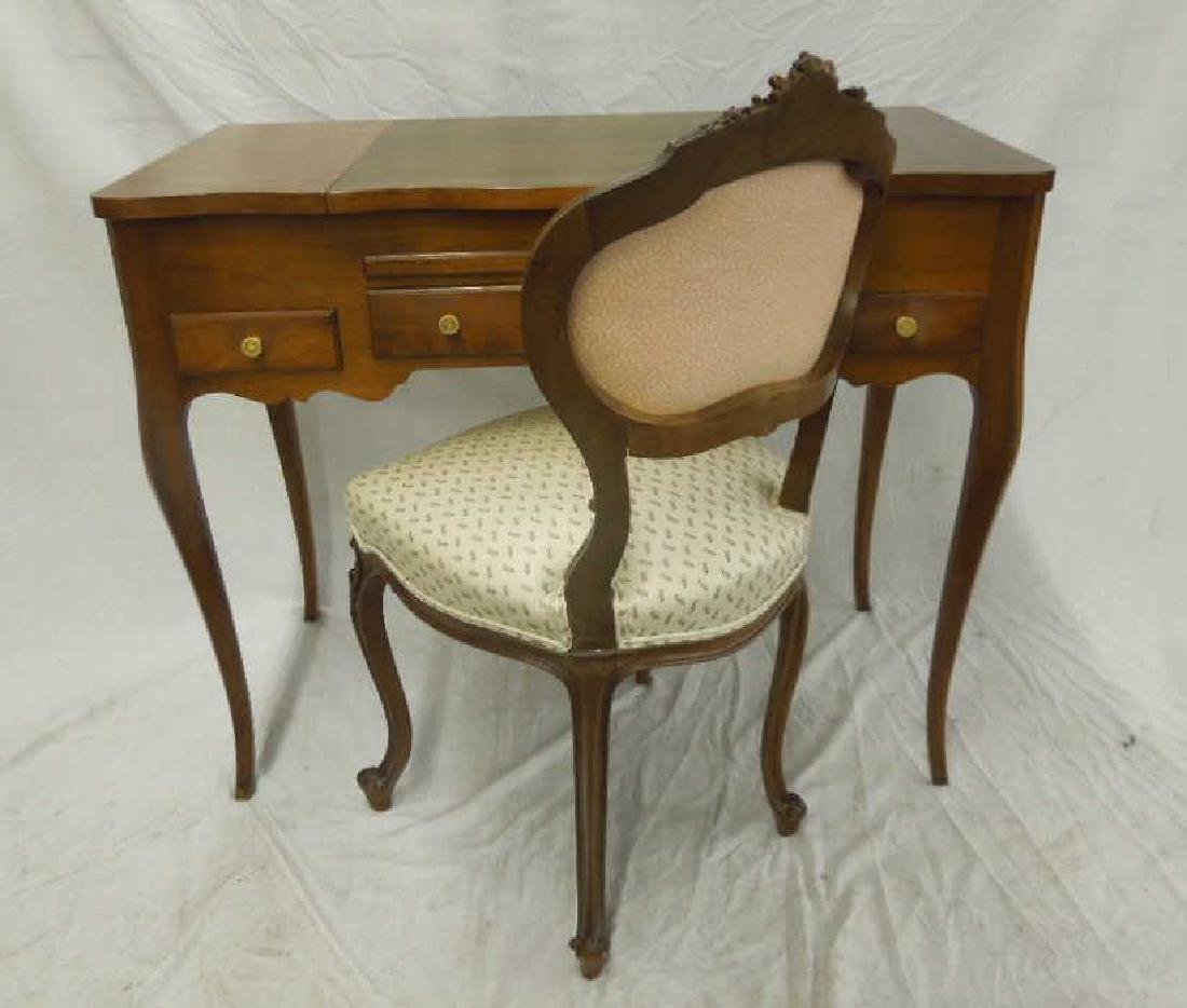 French Provincial Vanity & Chair