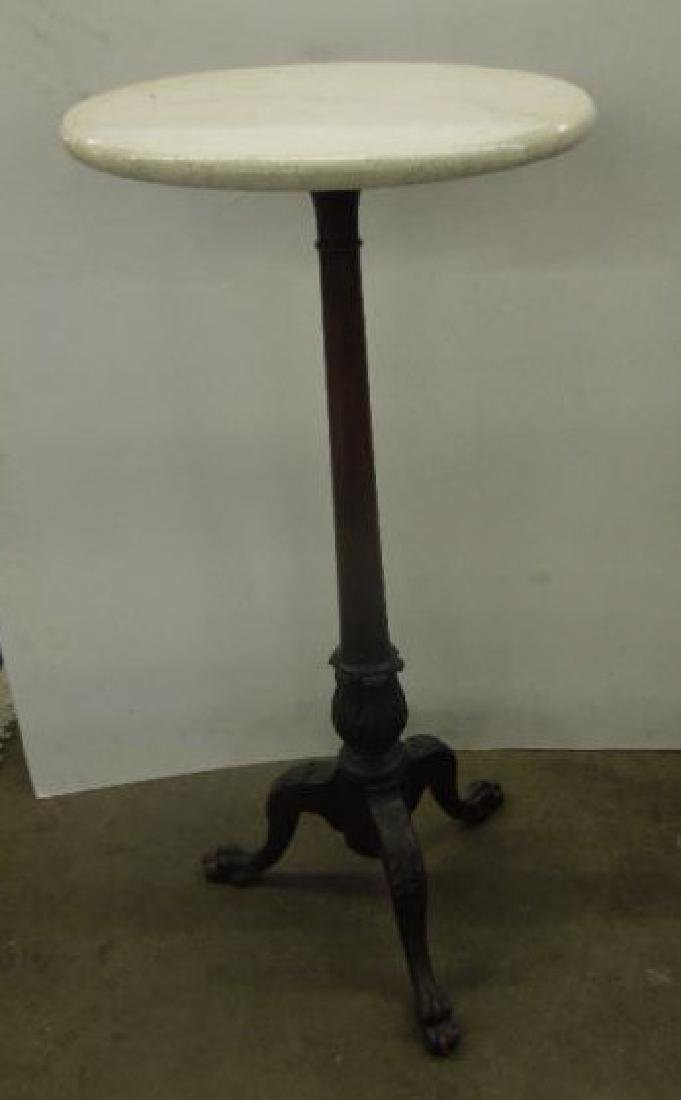 Chippendale style Candlestand