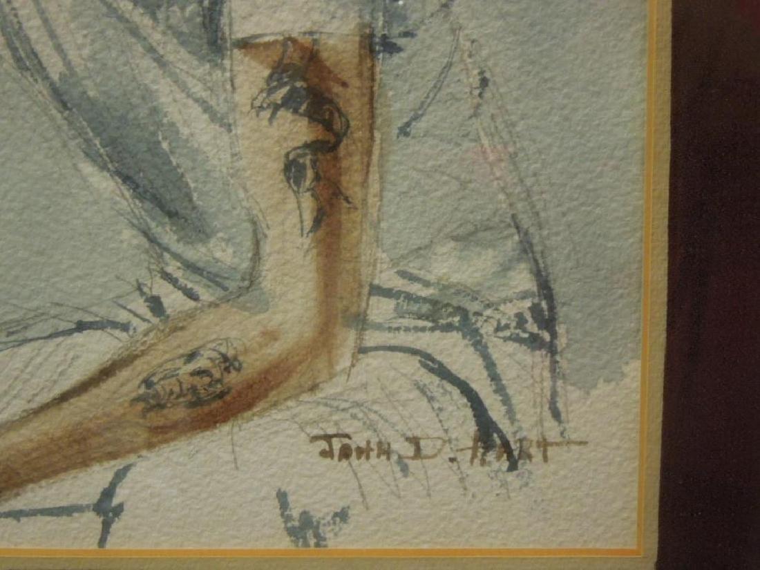 J.D. Hart, w/c, Tattooed. - 3