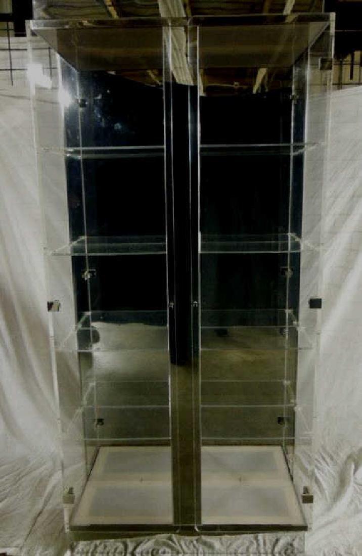 Modern Era Display Cabinet