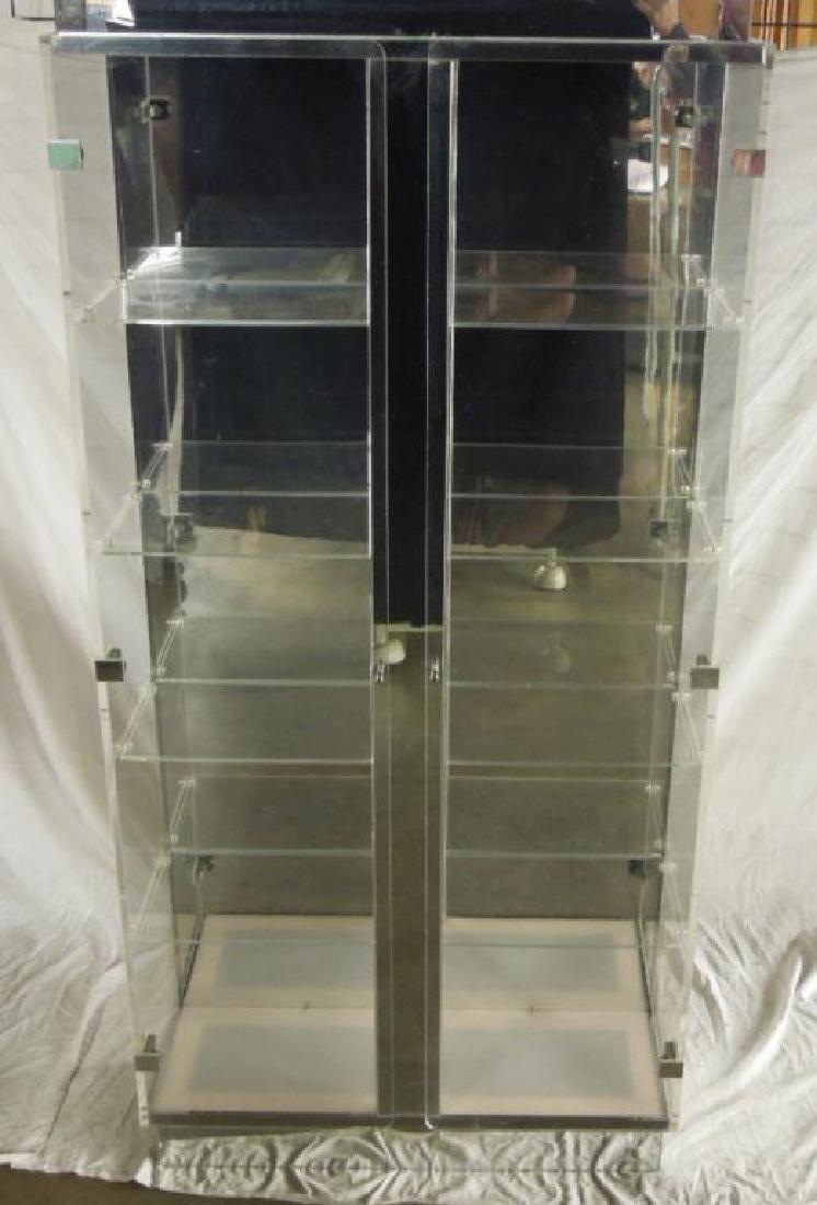 Modern Era Display Cabinet - 2