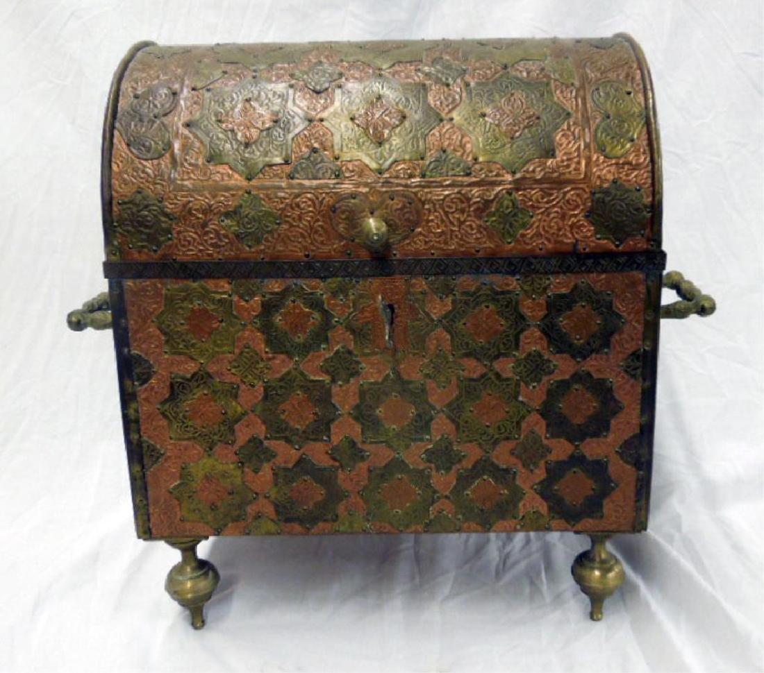 Persian Bridal Coffer