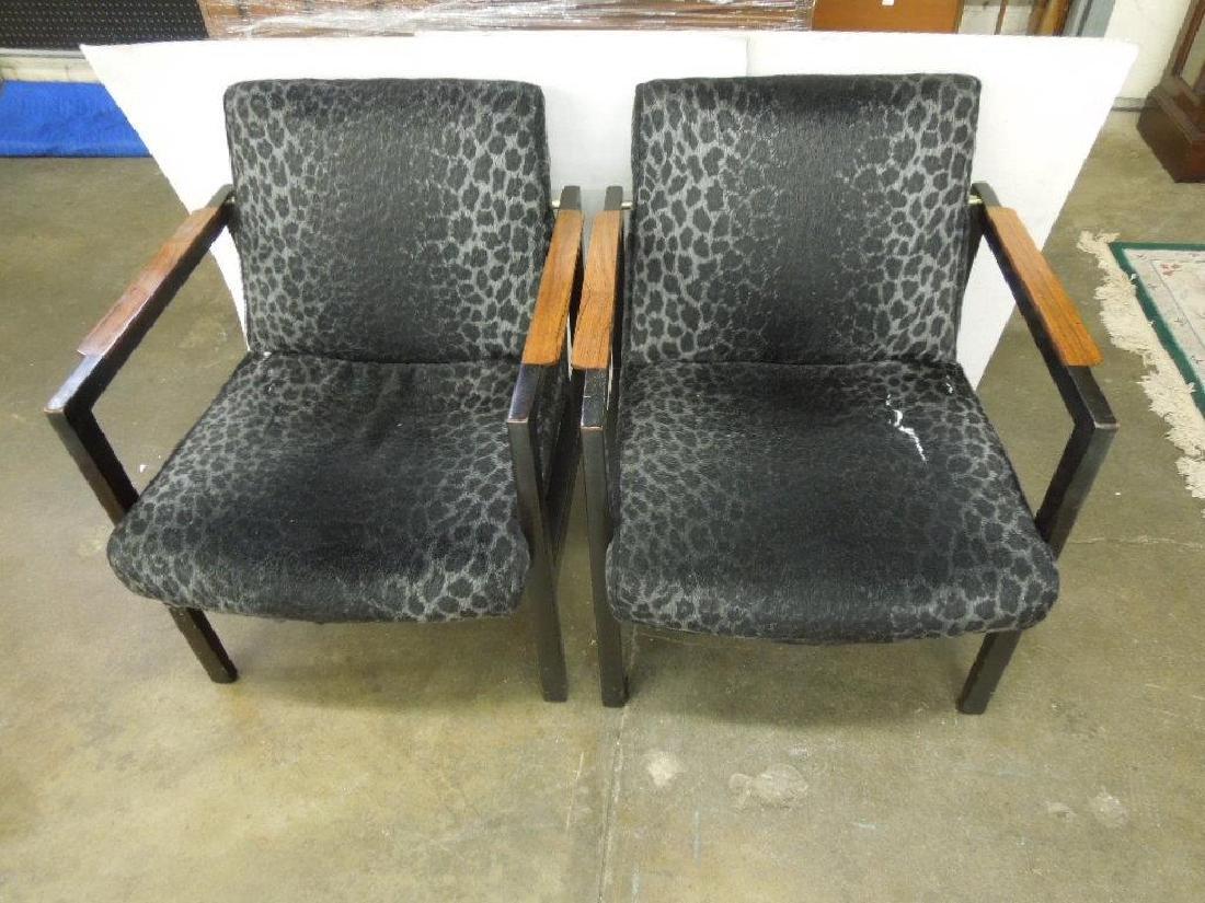 Pr Dunbar Arm Chairs