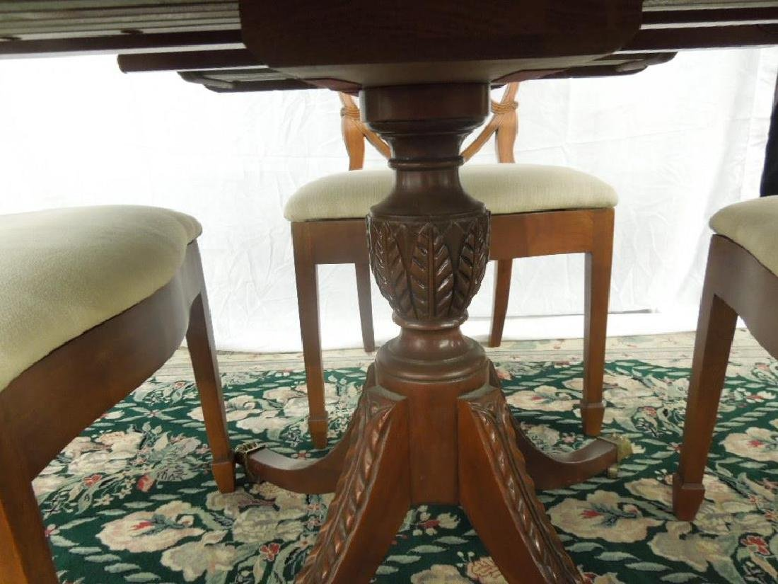 Federal Style 5 Pc Dining Room Set - 4