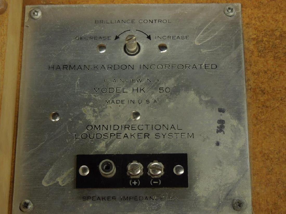 Pr Vintage Harman-Karden Speakers - 4