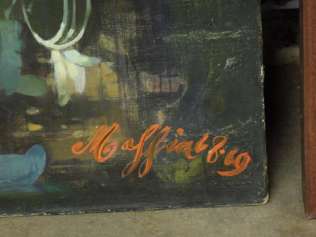 "D. Maffia, o/c, ""Fielding's Forest"" - 3"
