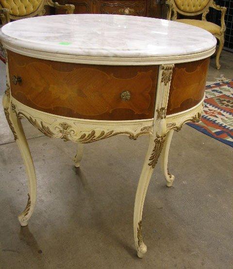 1007: Louis XV Style, Center Table