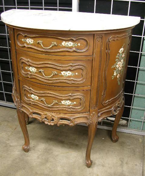 1013: French Provincial Commode
