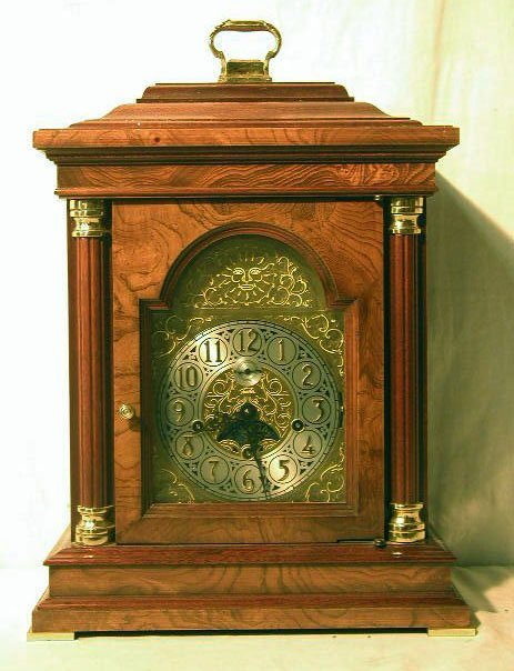 2023: West German carriage form mantle clock
