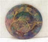 2111: Higgins glass plate