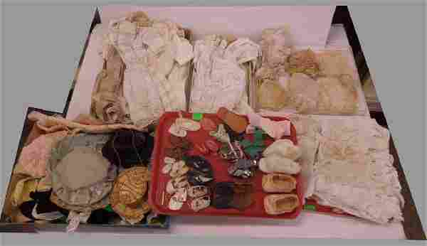 Vintage Doll Clothing & Accessories