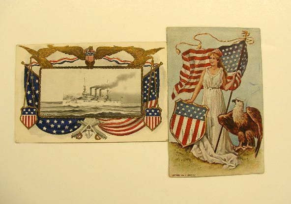 4016: Early 20th C. Postcards