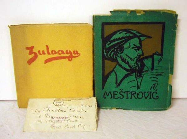 4023: Christian Brinton Monographs