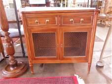 Pr Regency Style Cabinets