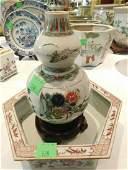 Chinese Porcelain Jardiniere  Vase