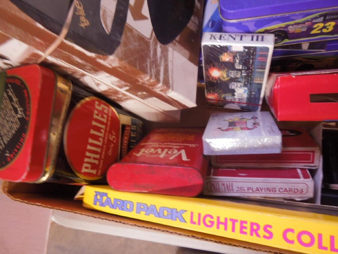 Large Lot of Tobacco Advertising Collectibles - 3
