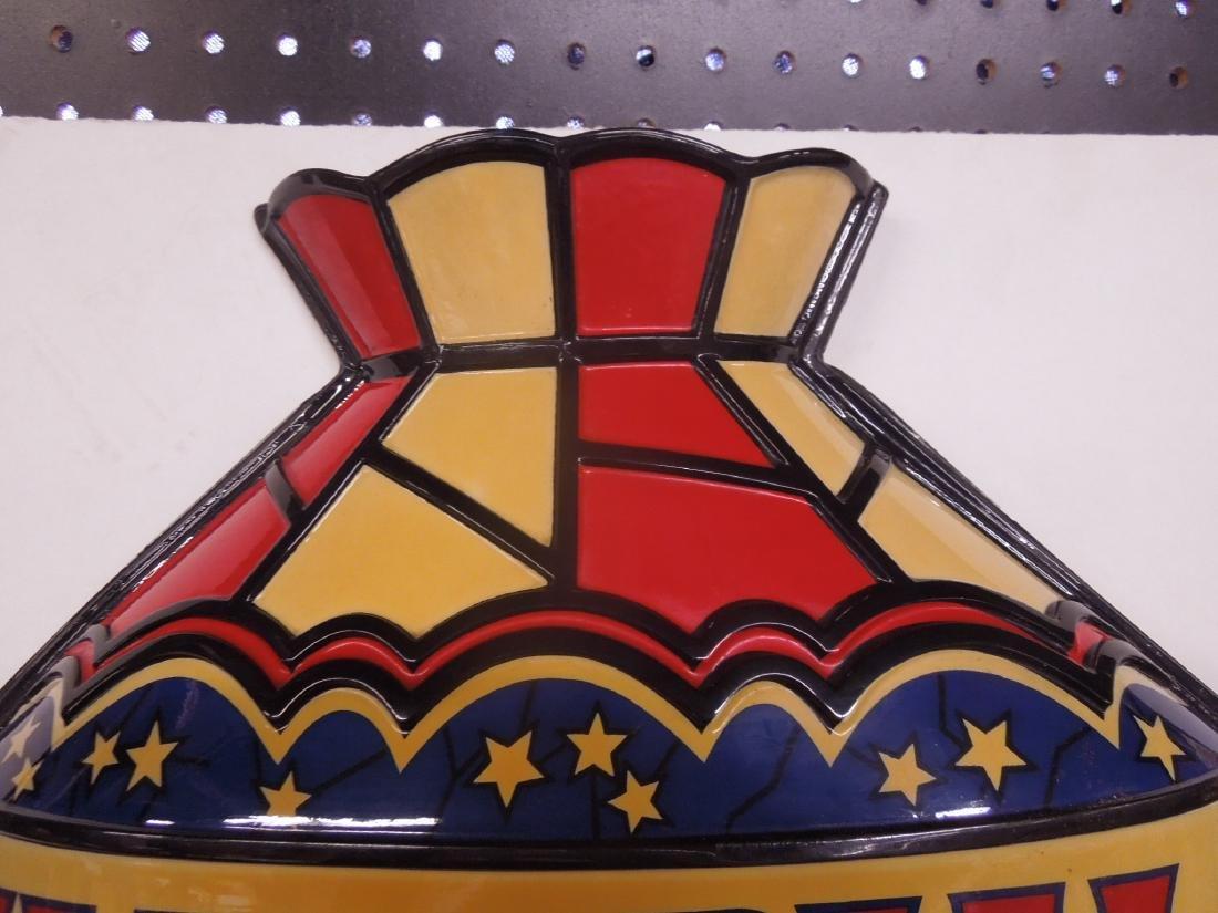 Vintage Plastic Imperial Lighted Sign - 4