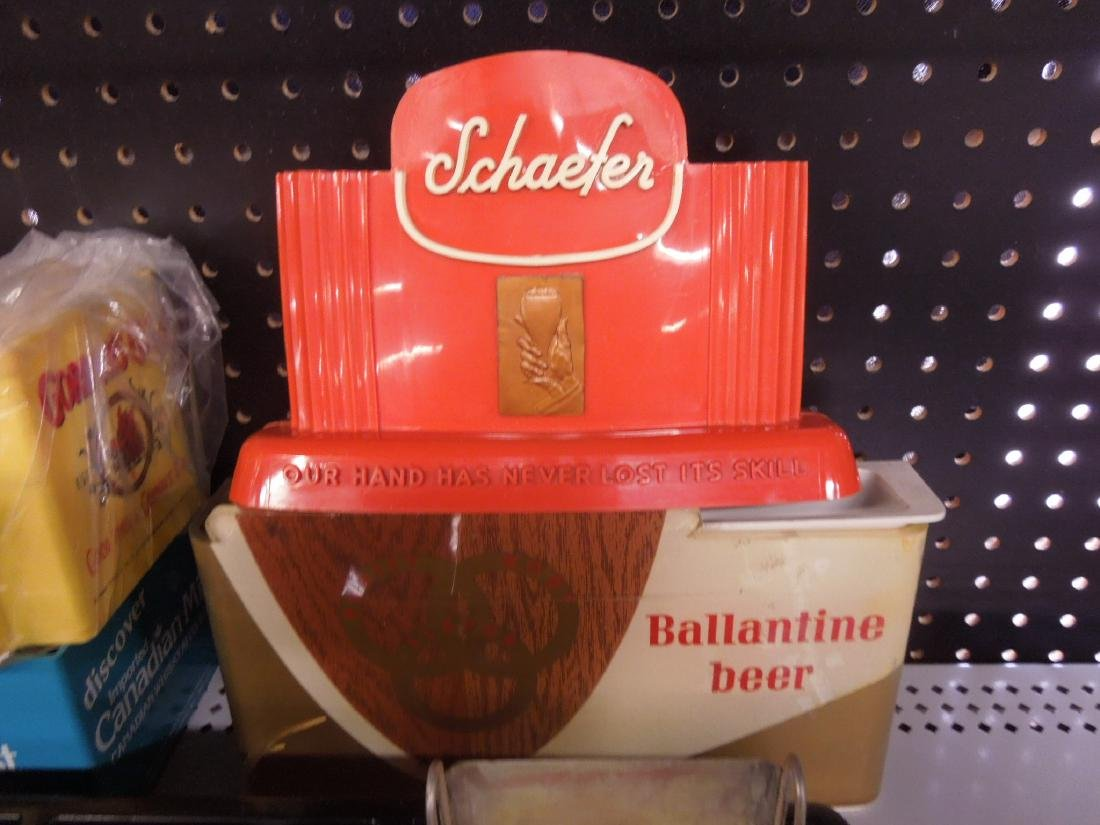Vintage Beer & Liquor Bar Items - 3