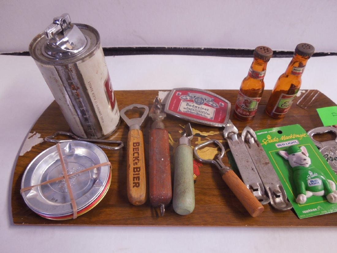 Assorted Beer Advertising Items - 2