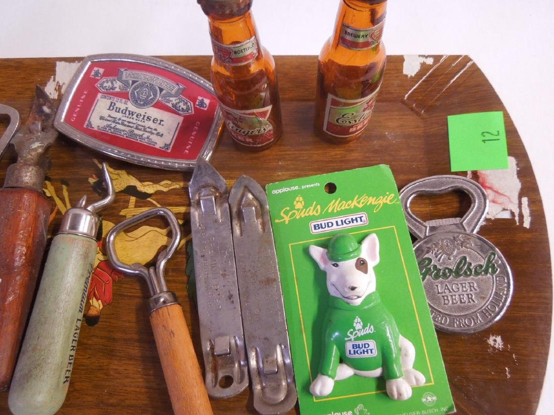 Assorted Beer Advertising Items - 5