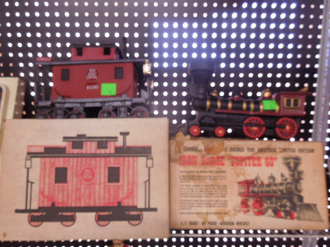 7 Railroad & Other Decanters - 3
