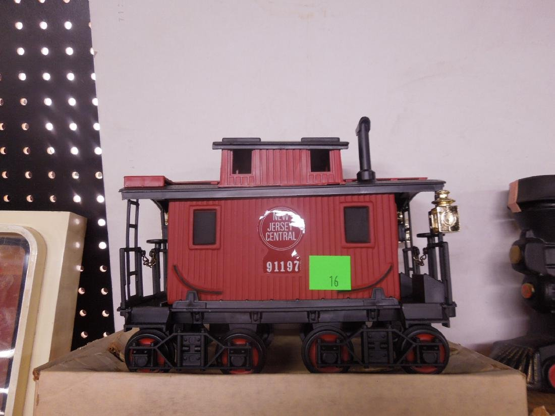 7 Railroad & Other Decanters - 5