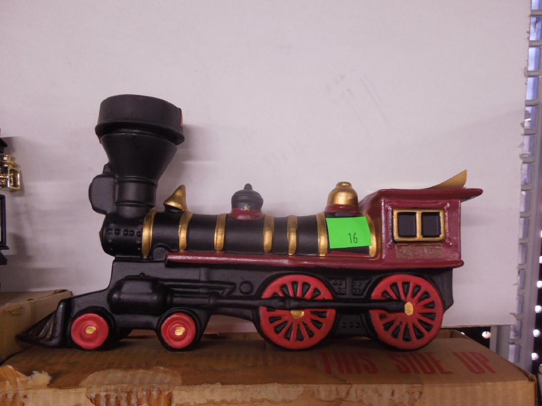 7 Railroad & Other Decanters - 6