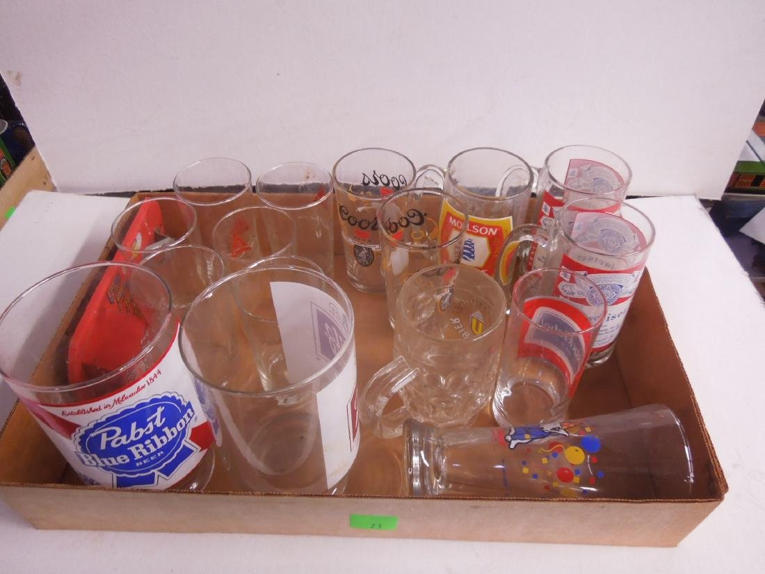 Lot Glass Beer Glasses & Mugs