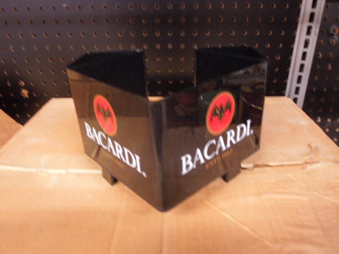 Case of 4 Bacardi Bar Napkin Holders