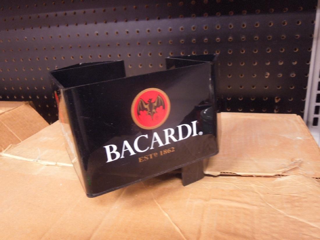 Case of 4 Bacardi Bar Napkin Holders - 3
