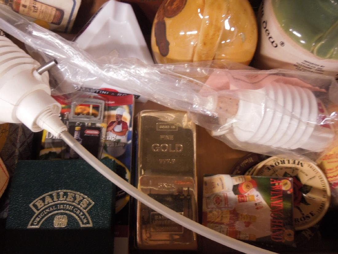 Lot Assorted Liquor Advertising Collectibles - 4