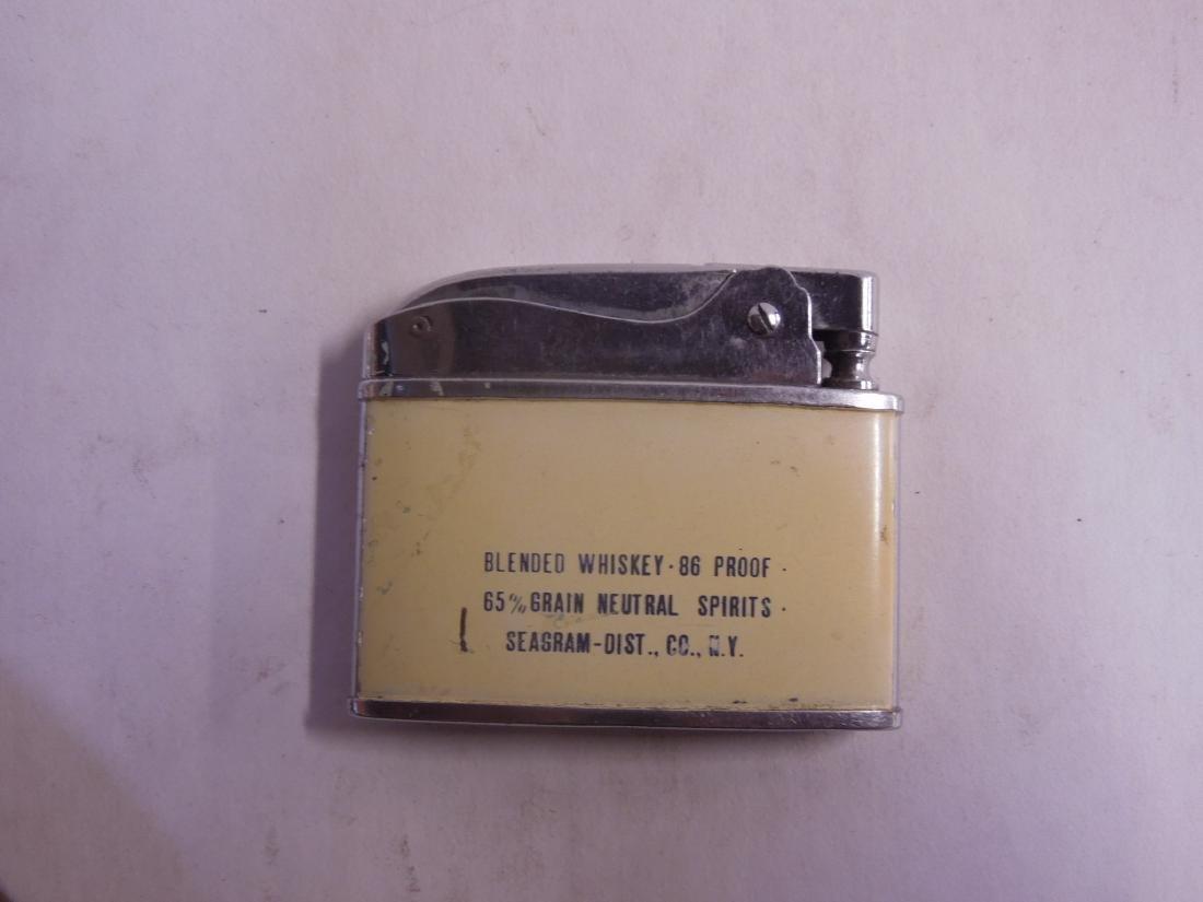 Vintage Liquor Advertising Lighter & Opener - 5