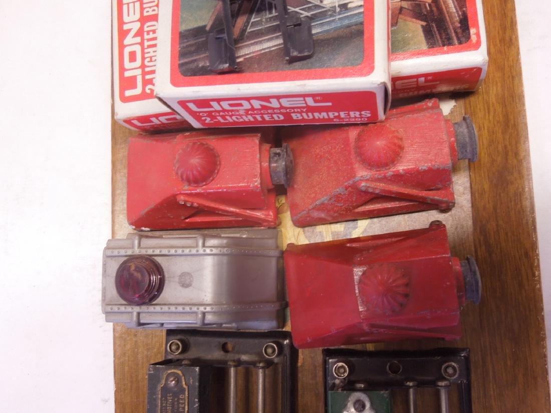 Lot Lionel Train Track Accessories - 4