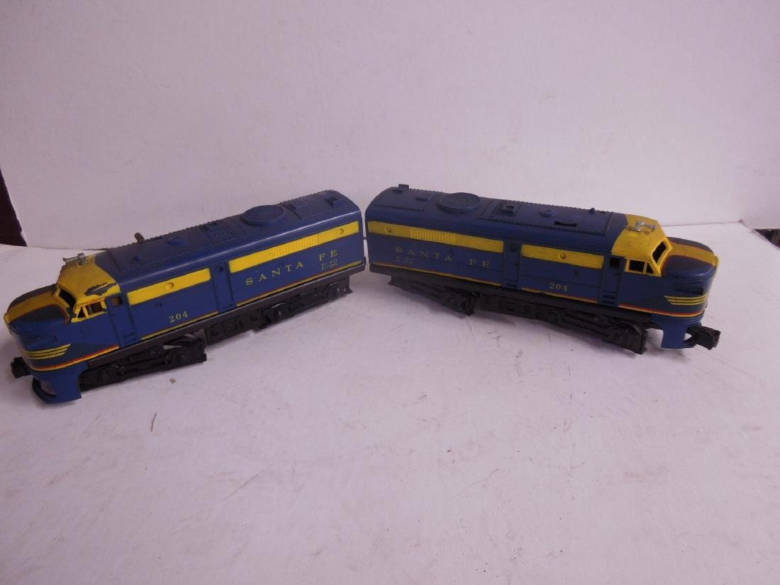 Lionel O Gauge Switcher & Dummy