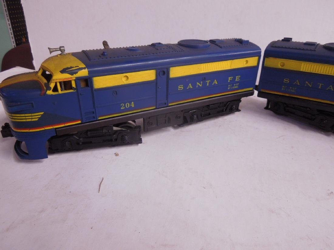 Lionel O Gauge Switcher & Dummy - 2
