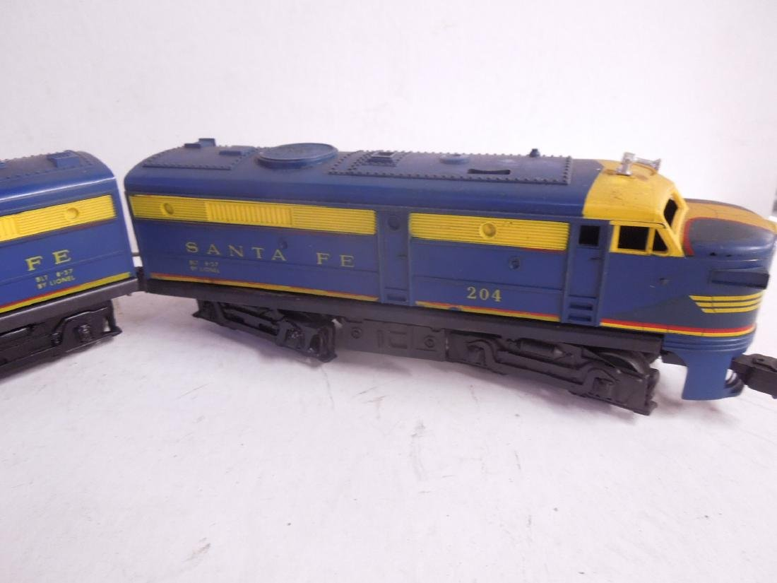 Lionel O Gauge Switcher & Dummy - 3