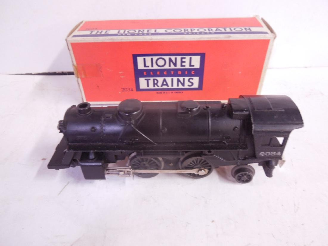 """Lionel """"O - 27"""" Gauge Steam Engine"""
