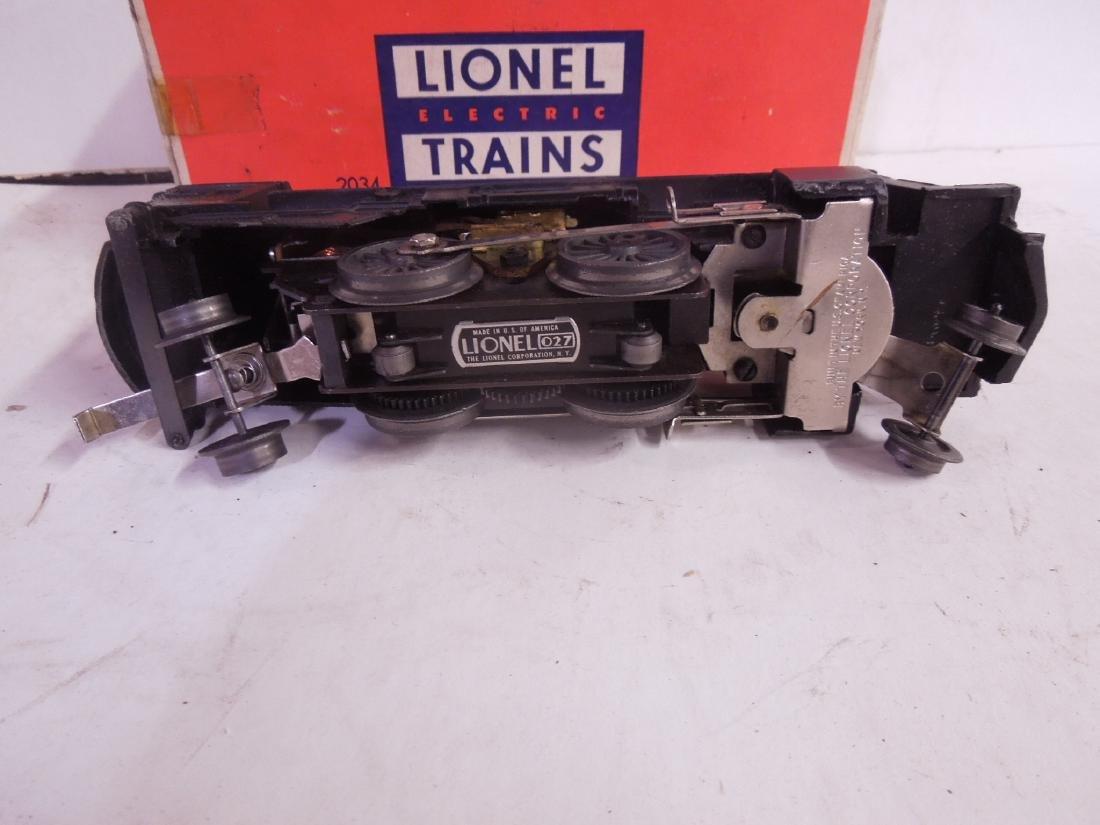 """Lionel """"O - 27"""" Gauge Steam Engine - 4"""