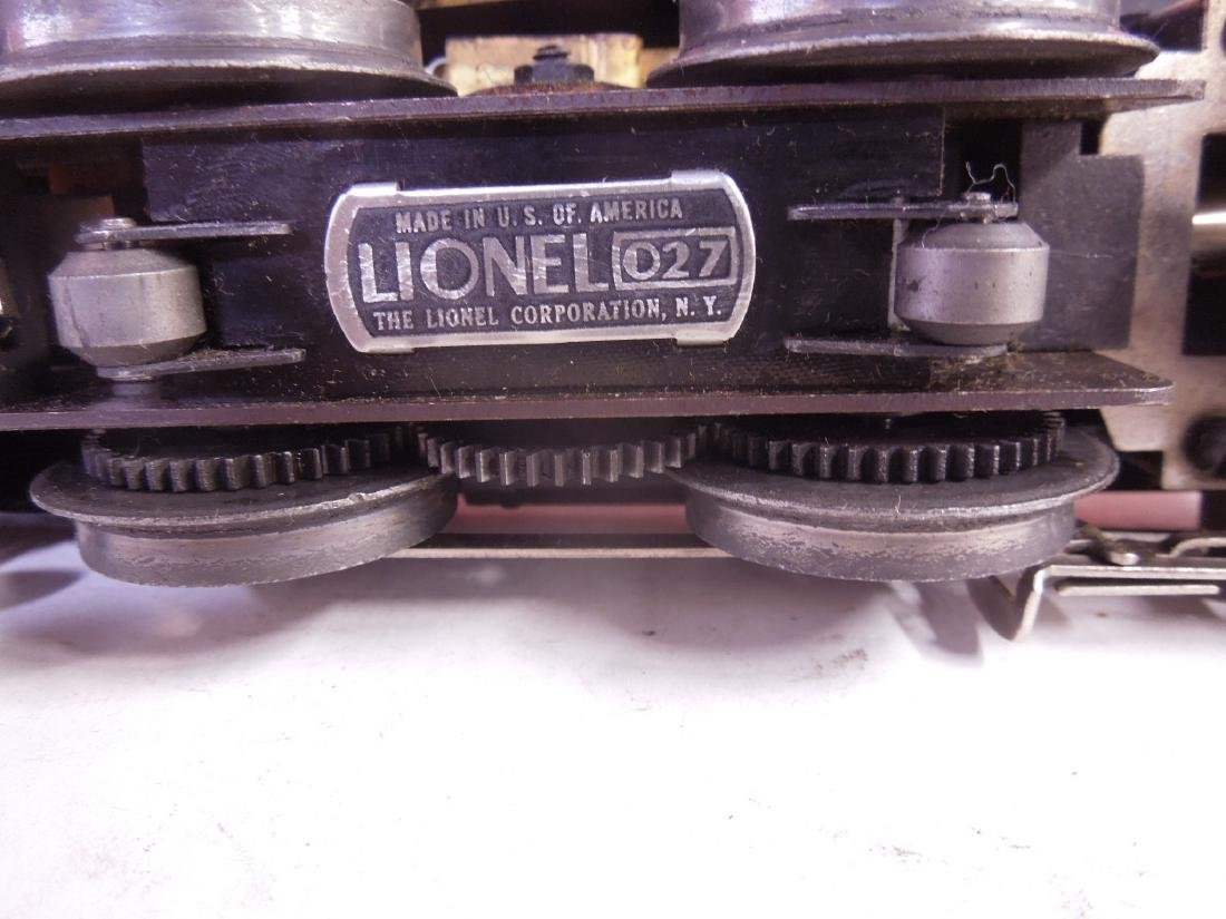 """Lionel """"O - 27"""" Gauge Steam Engine - 5"""