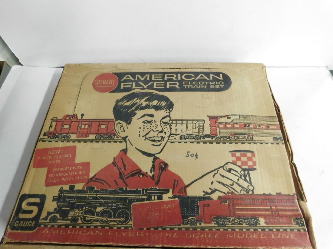 Gilbert American Flyer Train Set